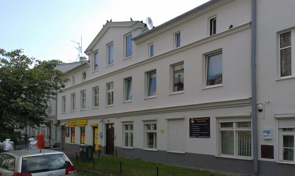 Elewacje - Gdašsk, Warynskiego 4 7