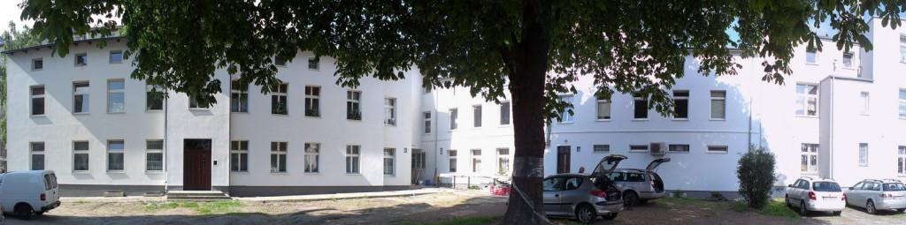 Elewacje - Gdašsk, Warynskiego 4 8